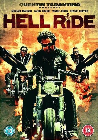 """""""Адско пътуване"""" - """"Hell Ride"""""""