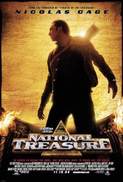 """""""Съкровището"""" - """"National Treasure"""""""