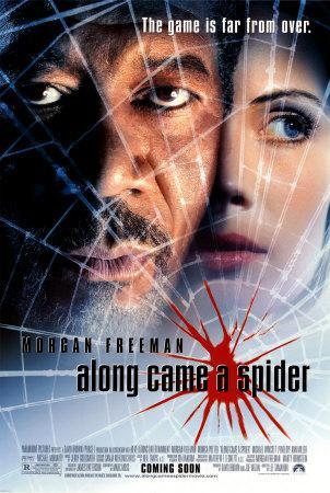 """""""Завръщането на паяка"""" - """"Along Came a Spider"""""""