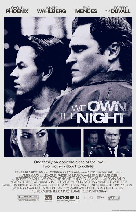"""Господари на нощта"" – ""We own the night"""