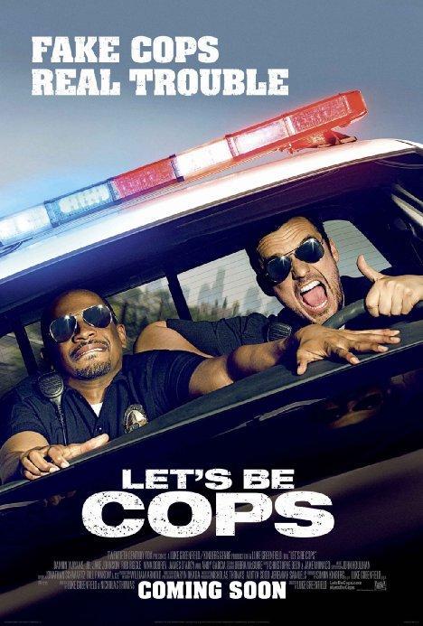 """""""Нека сме ченгета"""" – """"Let's Be Cops"""""""