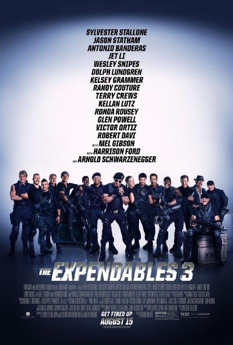 """""""Непобедимите 3"""" – """"The Expendables 3"""""""