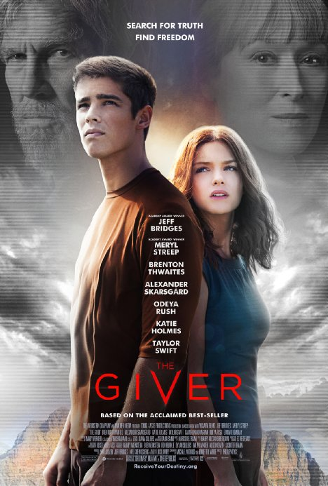 """""""Пазителят"""" – """"The Giver"""""""