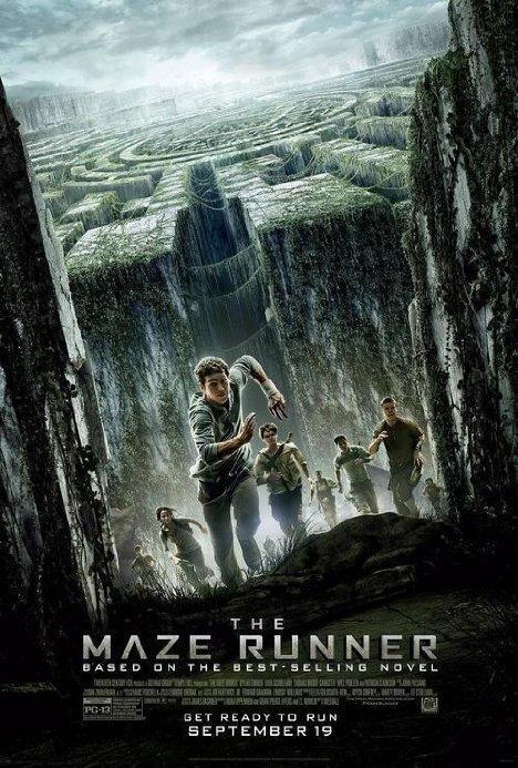 """""""Лабиринтът: Невъзможно бягство"""" – """"The Maze Runner"""""""
