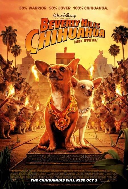 """""""Бевърли Хилс Чихуахуа"""" (""""Beverly Hills Chihuahua"""")"""