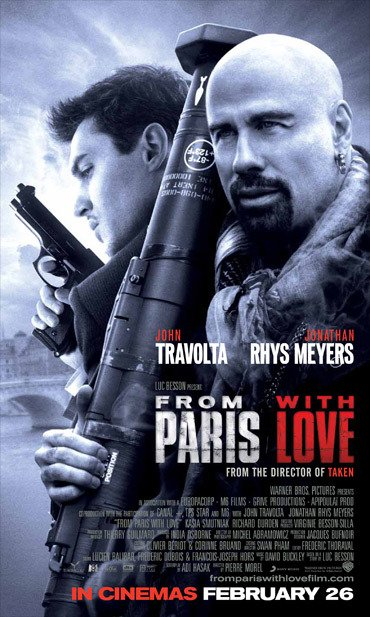 """""""От Париж с любов"""" (""""From Paris With Love"""")"""