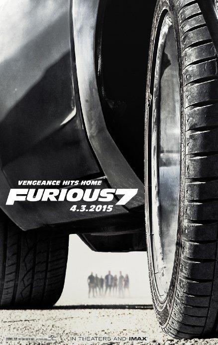 """""""Бързи и яростни 7"""" - (""""Furious 7"""")"""