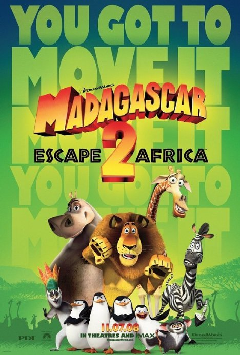 """Мадагаскар 2"" (""Madagascar: Escape 2 Africa"")"
