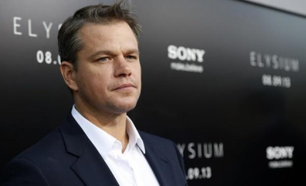 Мат Деймън (Matt Damon)
