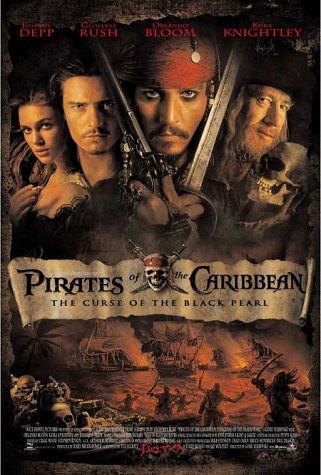 """""""Карибски пирати: Проклятието на черната перла"""" (""""Pirates of the Caribbean: The Curse of the Black Pearl"""")"""
