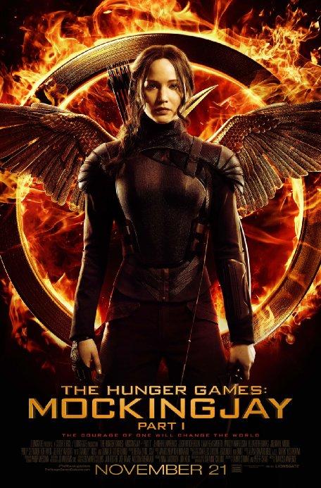 """""""Игрите на глада: Сойка-присмехулка - част 1"""" (""""The Hunger Games: Mockingjay - Part 1"""")"""