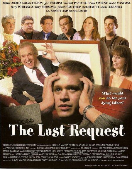 """Последно желание"" (""The Last Request"")"