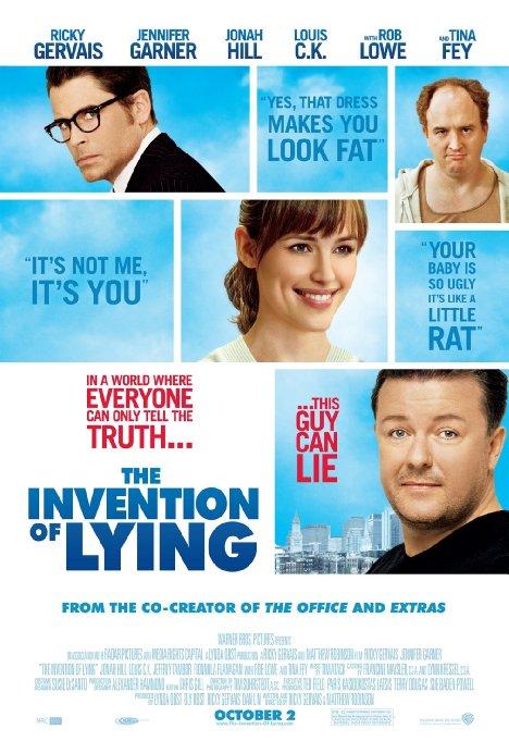 """""""Раждането на лъжата"""" (""""The Invention of Lying"""")"""