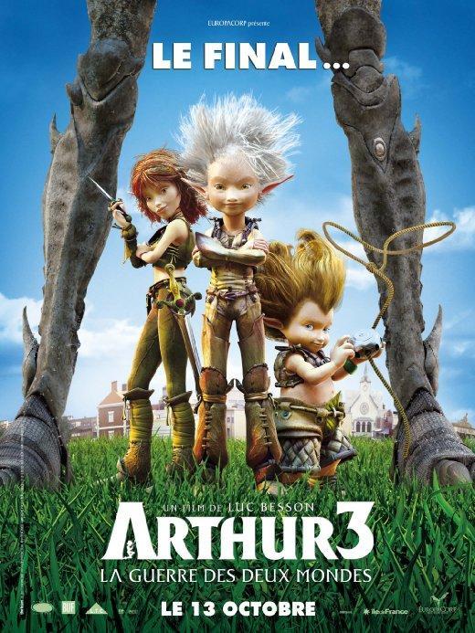 """""""Артур и войната на двата свята"""" (""""Arthur 3: The War Of The Two Worlds"""")"""