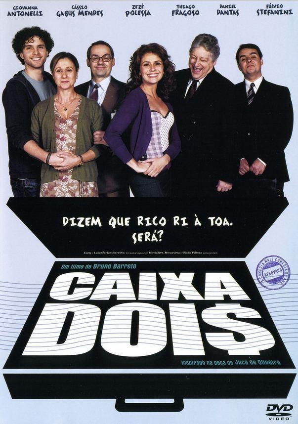 """""""Черна каса"""" (""""Caixa Dois"""")"""