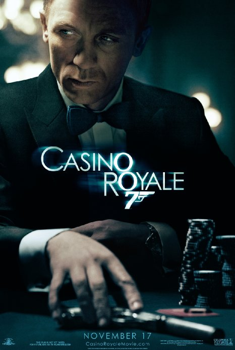 """Джеймс Бонд: Казино Роял"" (""Casino Royale"")"