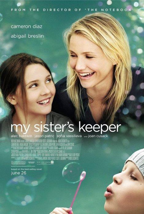 """""""Споделен живот"""" (""""My Sister's Keeper"""")"""