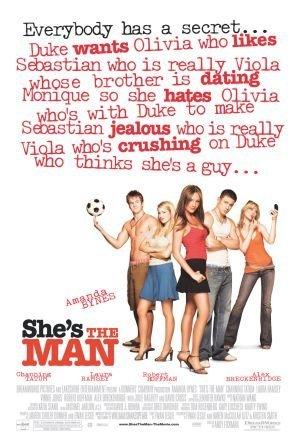 """""""Тя е пич"""" (""""She's the Man"""")"""