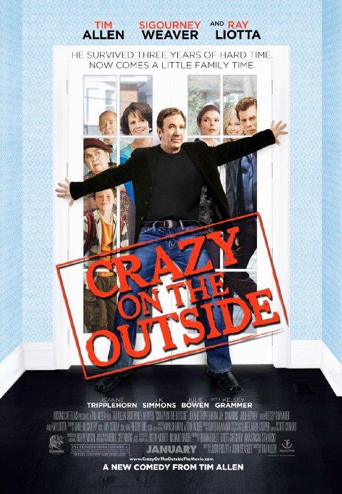 """""""Да полудееш извън затвора"""" (""""Crazy on the Outside"""")"""