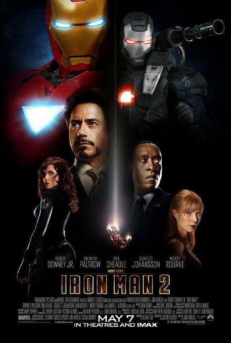 """Железният човек 2"" (""Iron Man 2"")"