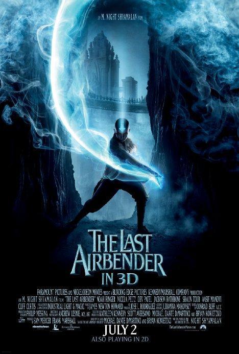 """""""Последният повелител на въздуха"""" (""""The Last Airbender"""")"""