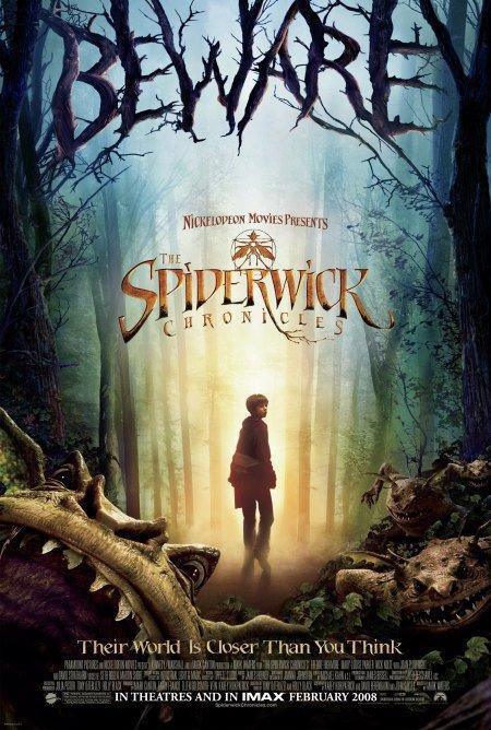 """""""Хрониките на Спайдъруик"""" (""""The Spiderwick Chronicles"""")"""