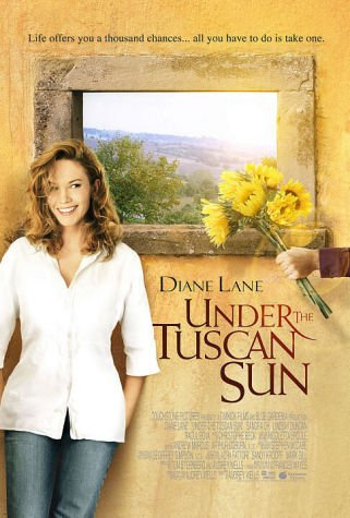 """""""Под небето на Тоскана"""" (""""Under the Tuscan Sun"""")"""