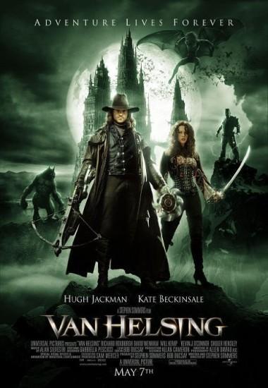"""""""Ван Хелсинг"""" (""""Van Helsing"""")"""