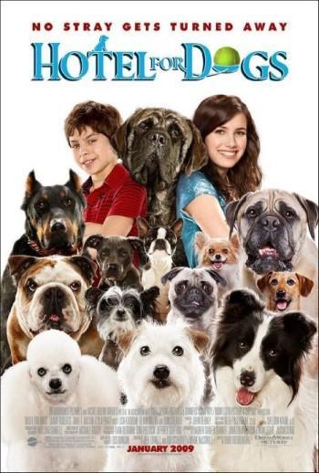 """""""Хотел за кучета"""" (""""Hotel for Dogs"""")"""