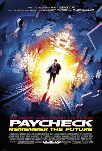 """""""Заплащането"""" (""""Paycheck"""")"""