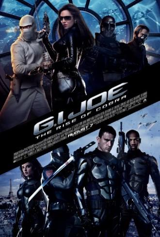 """""""G.I. JOE: Изгревът на Кобра"""" (""""G.I. Joe: The Rise of Cobra"""")"""