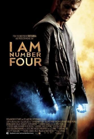 """""""Аз съм номер четири"""" (""""I Am Number Four"""")"""
