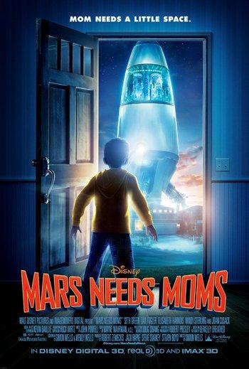 """Майло на Марс""(""Mars Needs Moms"")"