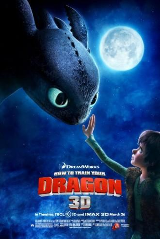 """Как да си дресираш дракон"" (""How to Train Your Dragon"")"