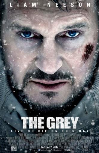 """""""Сивият"""" (""""The Grey"""")"""