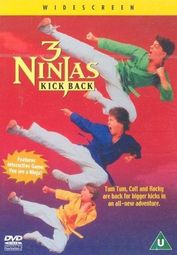 """Ритникът на трите нинджи"" (""3 Ninjas kick back"")"