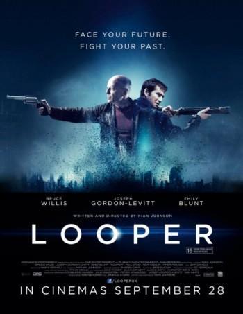 """""""Looper: Убиец във времето"""""""