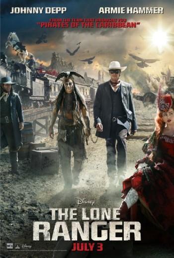 """""""Самотният рейнджър"""" (""""The Lone Ranger"""")"""