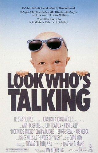 """""""Виж кой говори"""" (""""Look who's talking"""")"""