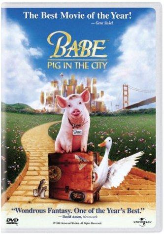 """Бейб в града"" (""Babe: Pig in the City"")"