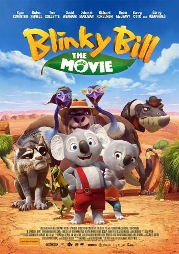 "Блинки Бил (""Blinky Bill"")"