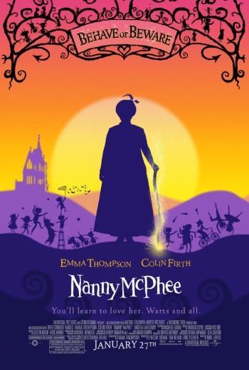"""""""Бавачката Макфий"""" (""""Nanny McPhee"""")"""