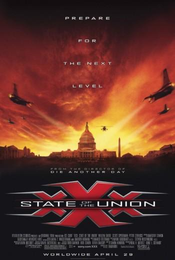 """Трите Хикса 2: Следващо ниво"" (""xXx: State of the Union"")"