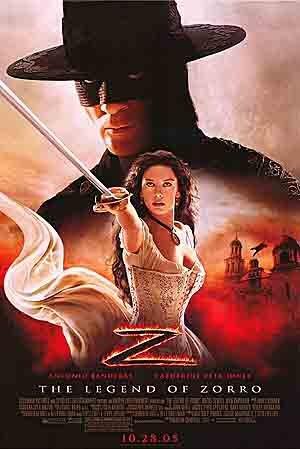"""""""Легендата за Зоро"""" (""""The Legend of Zorro"""")"""