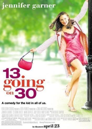 """""""Събудих се на 30"""" (""""13 going on 30"""")"""