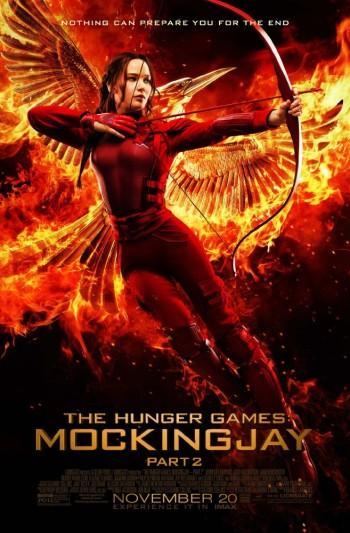 """""""Игрите на глада: Сойка-присмехулка - Част 2"""" (""""The Hunger Games: Mockingjay - Part 2"""")"""