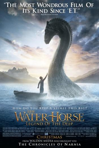 """""""Легенда за езерото"""" (""""The Water Horse: Legend of the Deep"""")"""