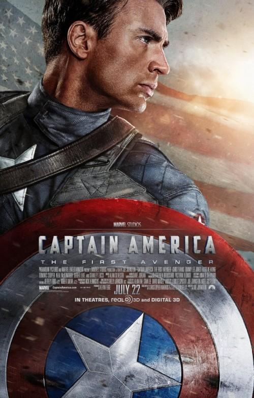 """""""Капитан Америка: Първият отмъстител"""" (""""Captain America: The First Avenger"""")"""