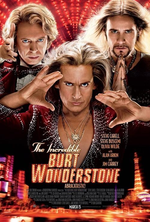"""""""Феноменалният Бърт Уондърстоун"""" (""""The Incredible Burt Wonderstone"""")"""