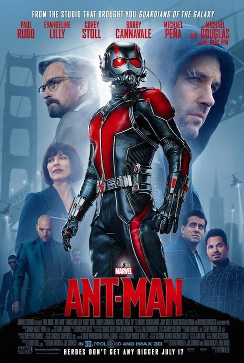 """Антмен (""""Ant-Man"""")"""